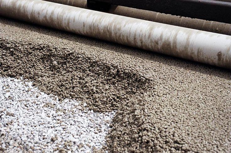 Pervious Concrete Mix Designs : Best images about pervious porous concrete on pinterest