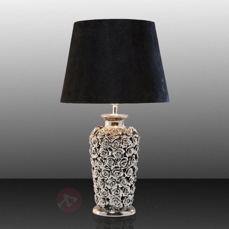 Lampa stołowa ROSE MULTI z różami 5517314