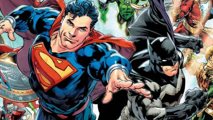 Two simple changes have made DC Comics' relaunched Superman and Batman books much more enjoyable.