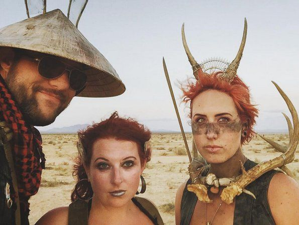Pin for Later: 58 Epic Costumes For Geeky Groups War Boys From Mad Max