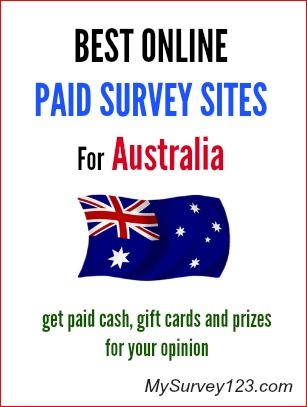 ... online surveys? This is a list of best Australian Online Paid Surveys
