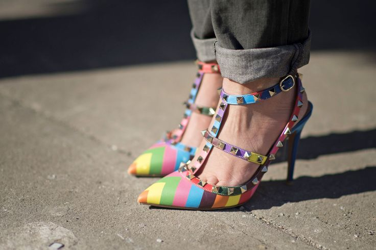 This Shoe Has Sent Valentino Sales Skyrocketing  - HarpersBAZAAR.com