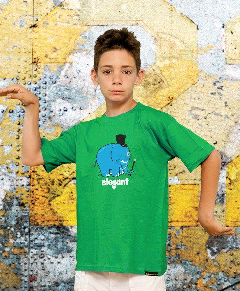 Elegant Funny TShirt Kids Gift Young Boys T shirt by store365