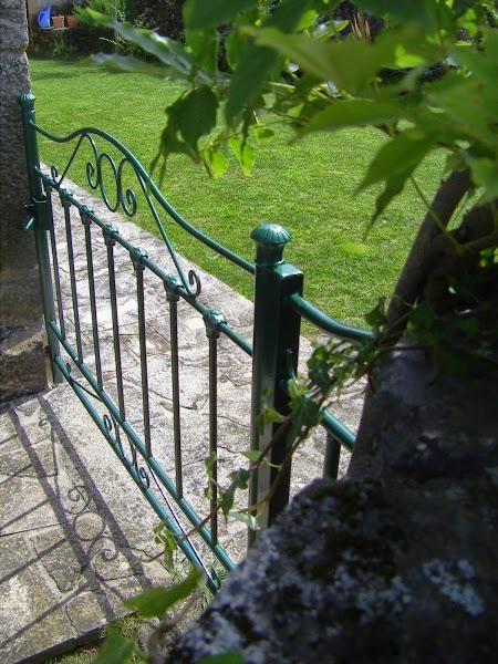 De cabecero de hierro a puerta de jardín