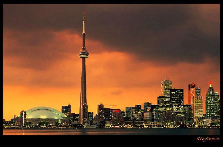 Toronto Skyline - Toronto, Ontario