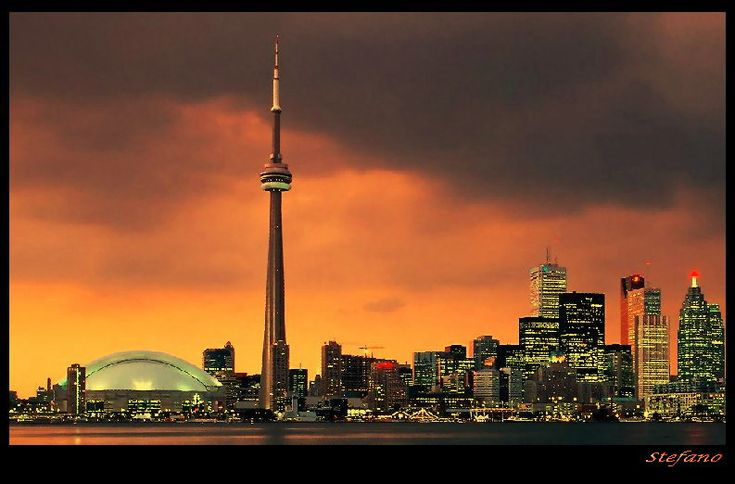 10 best images about toronto skyline on pinterest canada ontario and photographs. Black Bedroom Furniture Sets. Home Design Ideas