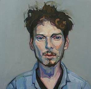 Mediated Presence Paintings by Sandro Kopp