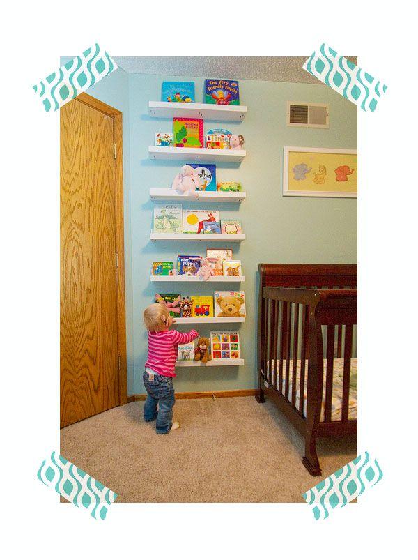 10 librer as originales para la habitaci n infantil - Ideas habitacion infantil ...