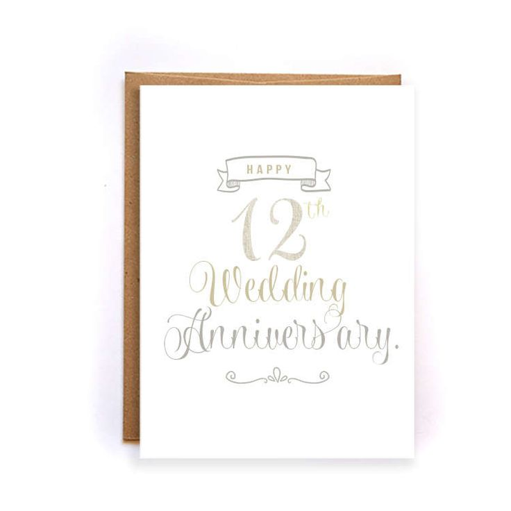 149 best Wedding Anniversary gifts\/Cards images on Pinterest - printable anniversary cards for husband
