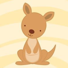Cute Kangaroo Pictures
