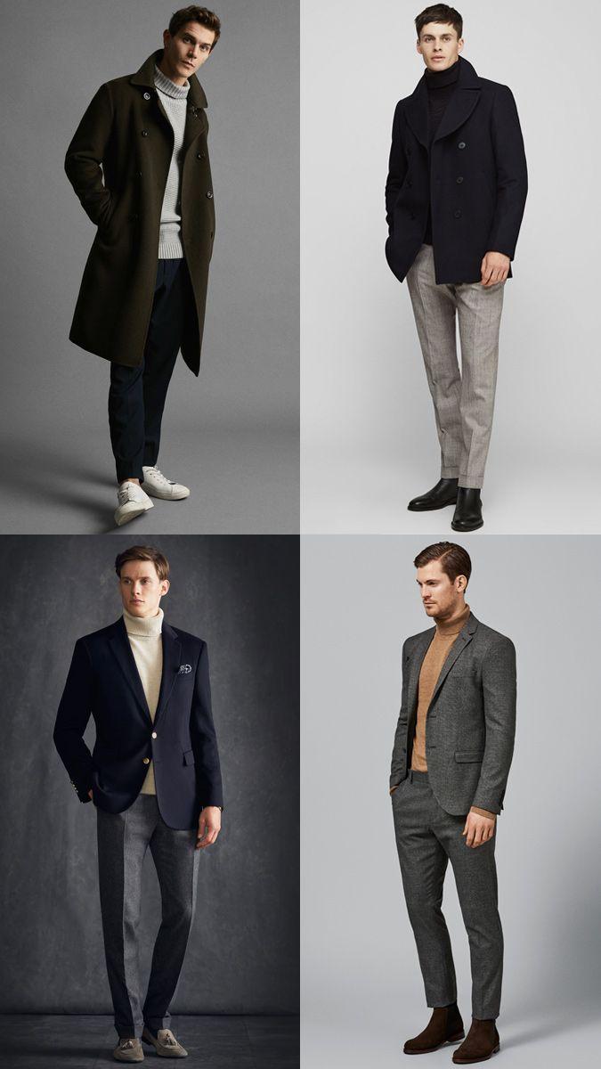 5455deb23a102  Robert s  Winter  Coat  Style  Street  Fashion  Look  Men  Outfit  Invierno   Moda  Abrigo  Tendencia  Hombre  Caballero  Tienda  Ropa