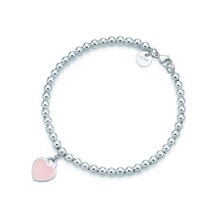 Return to Tiffany™: pulseira de contas