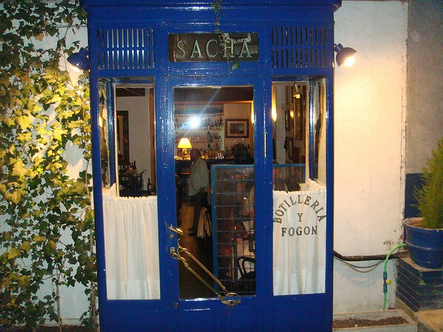Restaurante Sacha - Madrid