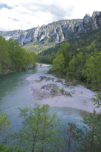 Cevennes National Park, Languedoc-Roussillon, France