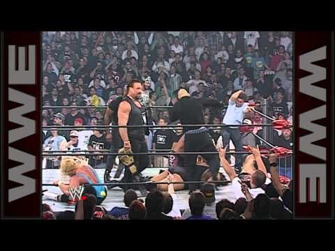 STING WCW AND WWE - YouTube