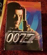 James Bond 007 Collection Volume 2 DVD Box Set 5 Movies