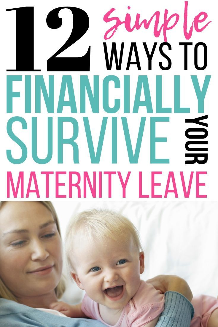 How To Cope Financially On Maternity Leave – 12 Helpful Tips – Parenting Tips