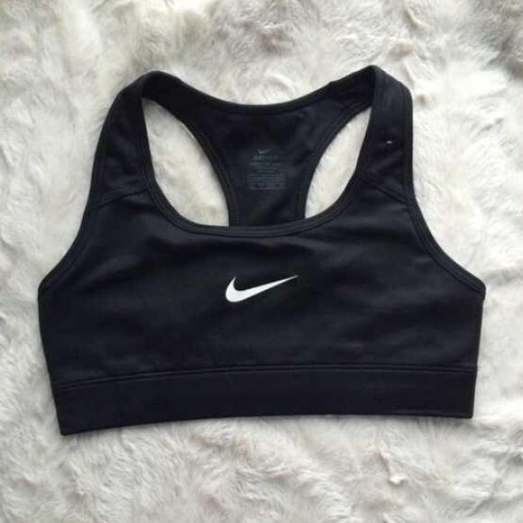 Black nike sports bra * price is firm* Brand new without tags Nike Other
