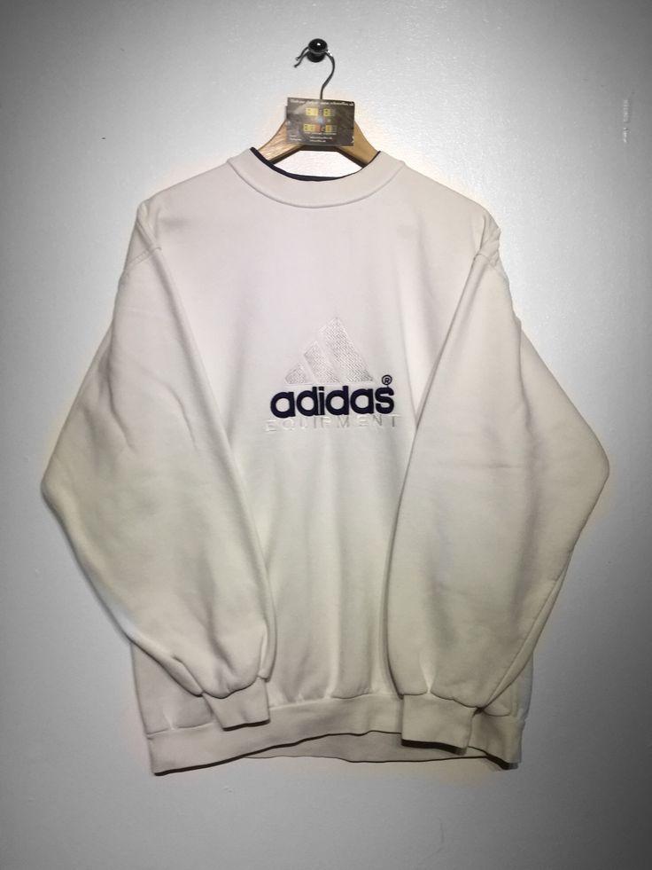 Adidas Equipment Sweatshirt X/Large (Fits Oversized) – Retro Reflex - Home to Vintage And Retro Clothing UK