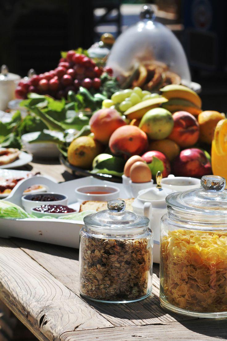 Enjoy a #breakfast full of #vitamins! #PaliokalivaVillage #Zante #Leisure