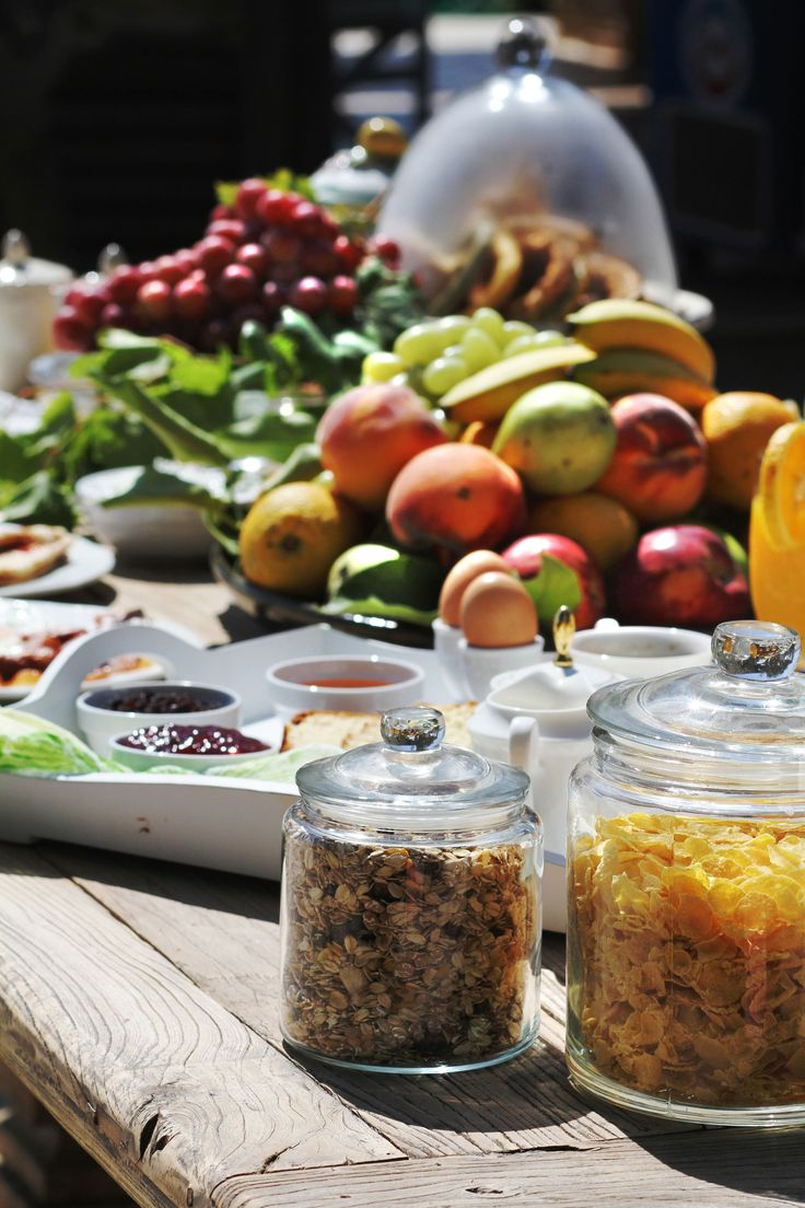 Healthy #breakfast, enjoy it! #PaliokalivaVIllage #Zante