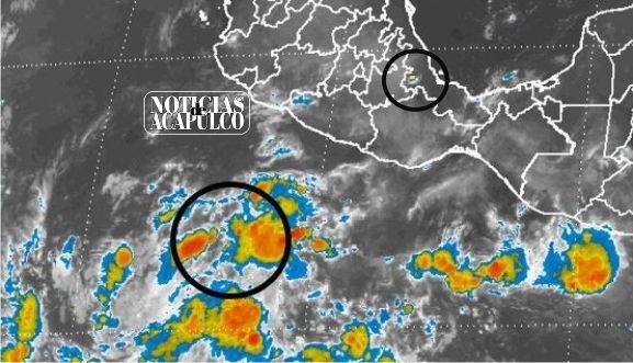 SE PREVÉN LLUVIAS CON CHUBASCOS EN GUERRERO PARA LA NOCHE DE HOY JUEVES!!!  * Periodo de validez de las 15:00 horas del Jueves 8 a las 08:00 horas del Viernes 9 de Septiembre  Acapulco de Juárez Gurrero, a 8 de septiembre de 2016.- La onda Tropical No. 26 se localiza al sur de las costas de Colima y Jalisco, interacciona con un canal de baja presión que se extiende desde norte hasta el centro del país y con inestabilidad atmosférica en niveles altos, ocasionando...
