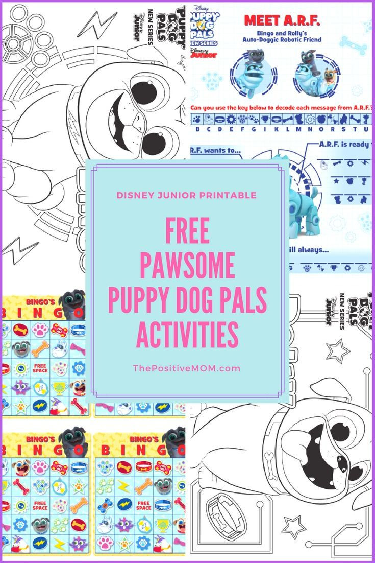 Free Puppy Dog Pals Activity Sheets For Kids Disneyjunior Puppydogpals Free Puppies Dogs And Puppies Activity Sheets For Kids [ 1102 x 735 Pixel ]