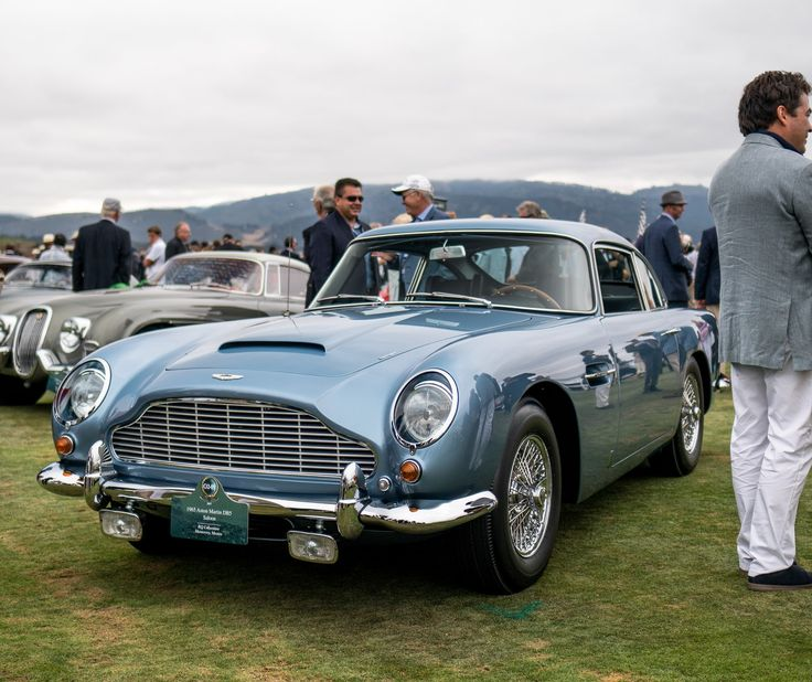 Photo Report: Car And Watch Spotting At Monterey Car Week 2017