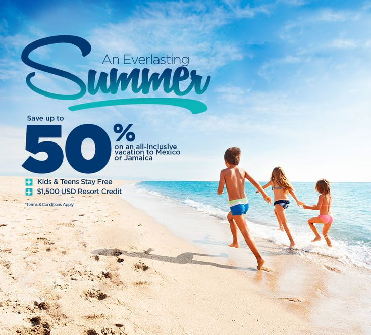All Inclusive Resorts Ad (With