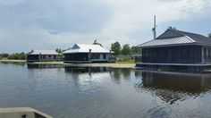 These Floating Cabins In Louisiana Are The Ultimate Place To Stay Overnight This Summer