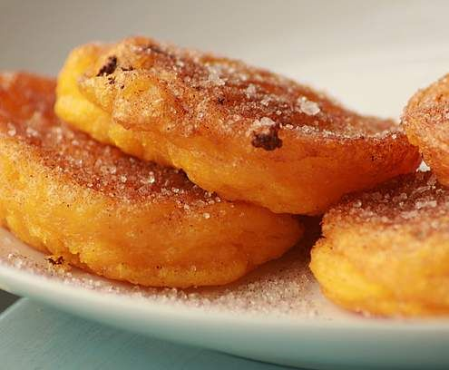 Recipe South African pumpkin fritters by thermomike - Recipe of category Desserts & sweets