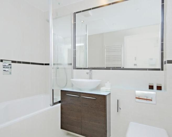 Bathroom Wall Mirror Idea For Small Bathroom Designs