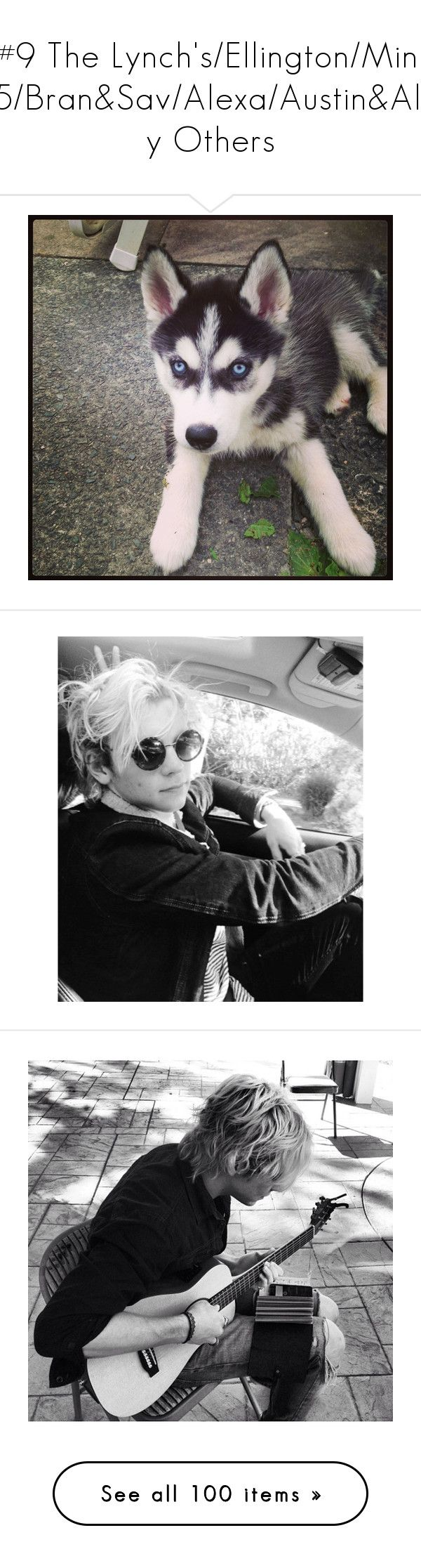 """""""#9 The Lynch's/Ellington/Mini R5/Bran&Sav/Alexa/Austin&Ally y Others"""" by vivianr5 ❤ liked on Polyvore featuring animals, r5, mermaids, pictures, backgrounds, photos, pics, phrase, quotes and saying"""