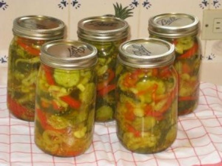 Bread and Butter Pickles | Canning & Preserving | Pinterest