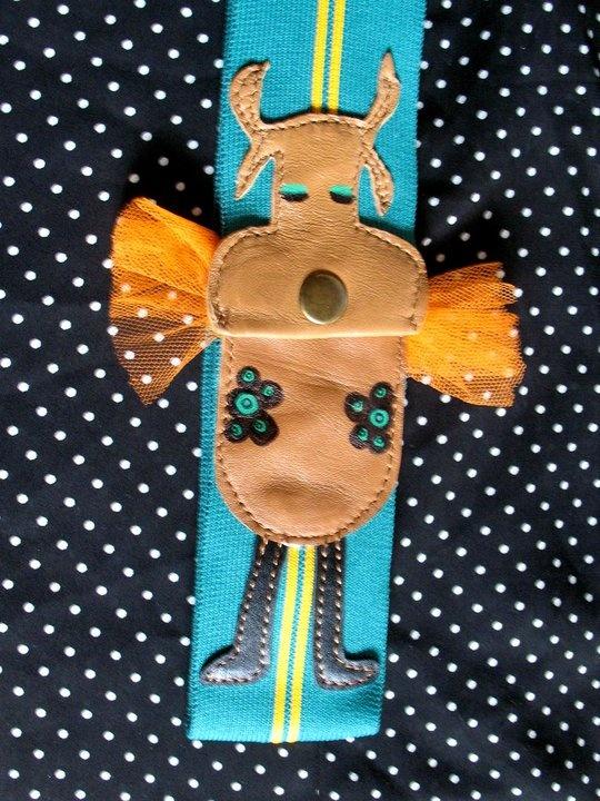 Flying Cow belt