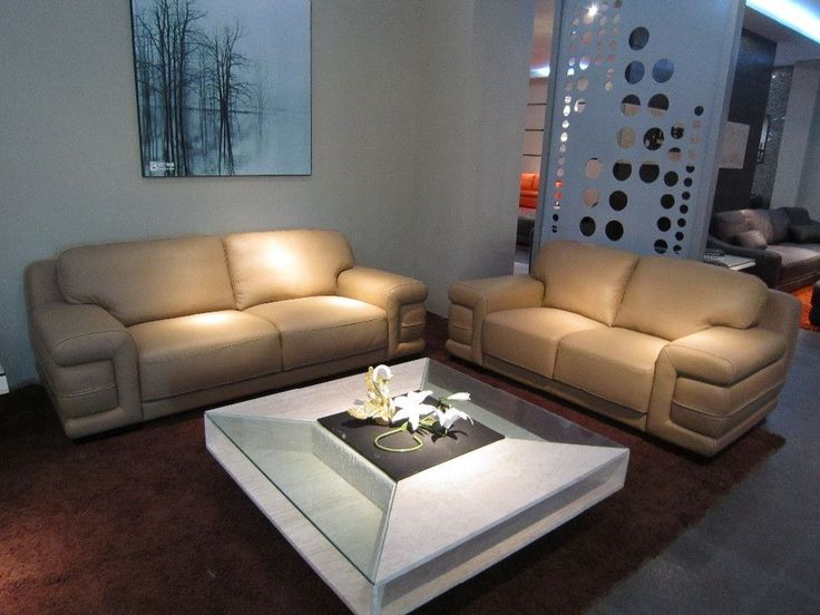 17 Best ideas about Leather Sofa Set on Pinterest