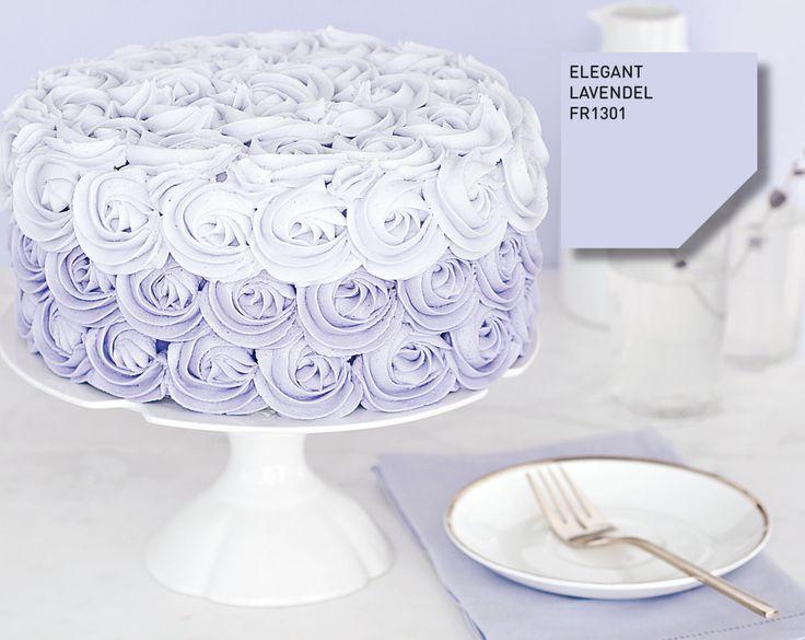 Fargerike, Elegant lavendel. www.fargerike.no