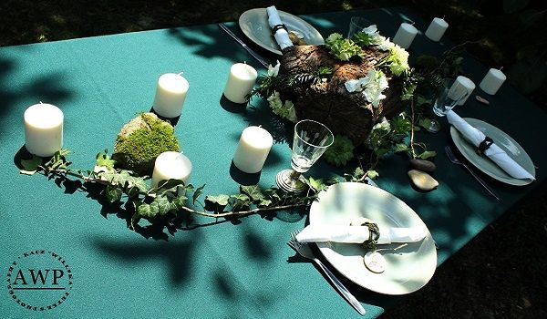 special table setting