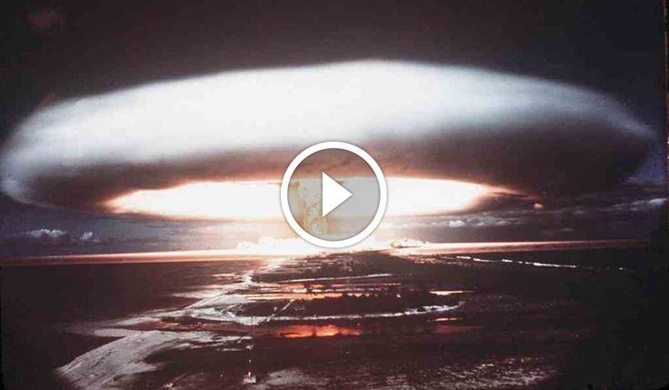 E se a Coreia do Norte fizesse um ataque nuclear nos EUA? Depois da visita do vice-presidente norte-americano à área desmilitarizada do país, um especialista explica o que pode acontecer no caso de uma ofensiva norte-coreana.  Esta matéria foi originalmente publicada na VICE US . Se você não estava prestando atenção na Coreia do Norte em 2016 — um ano... 2016, 2017, ATAQUE NUCLEAR, BOMBA ATÓMICA, bomba atômica nos EUA, com bomba atomica, COREIA DO NORTE, Coreia do