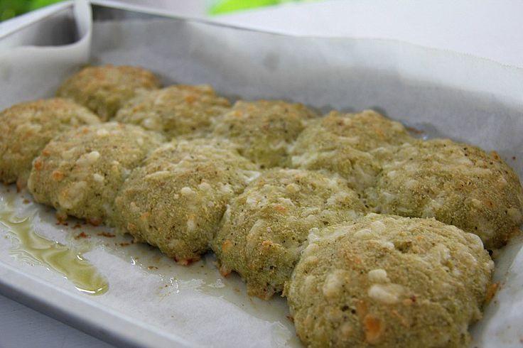 Garlic doughballs