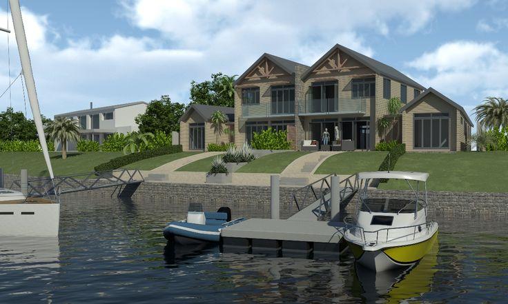 Whitianga Duplex Homes
