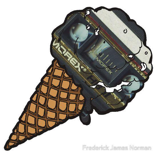 Cassette Icecream