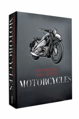 Eyecandy - THE IMPOSSIBLE COLLECTION OF MOTORCYCLES - available August 2013 - buybuy