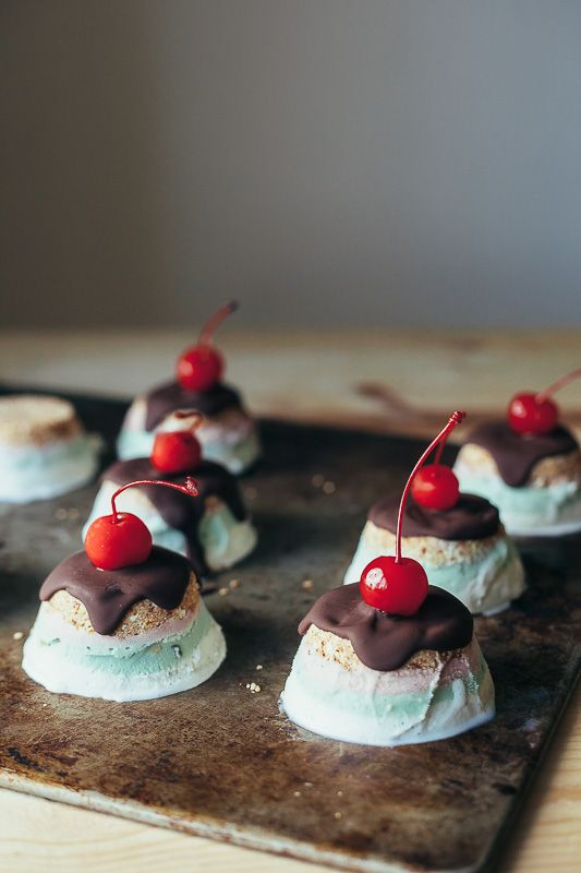 Gelato Cakes | Adventures in Cooking Guest Post by Molly Yeh