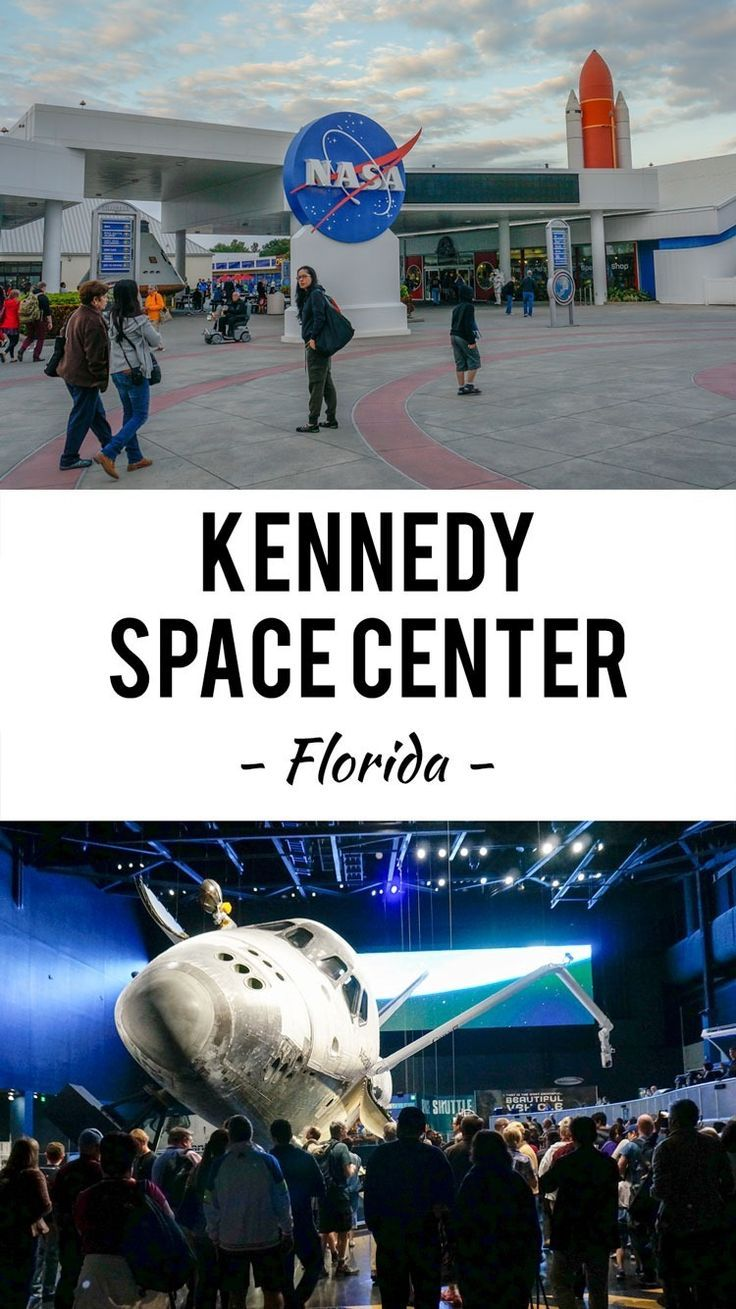 If you're heading to Florida for vacation, be sure to visit the Kennedy Space Center for an unforgettable time -- especially if you can see a rocket launch!