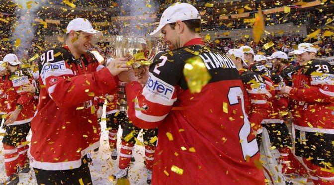 Canada tops World Ranking