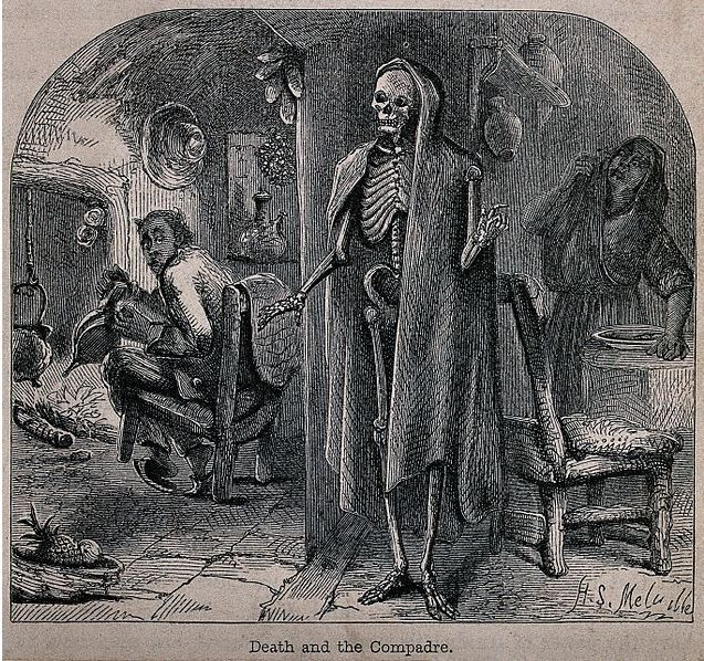 Death and compadre