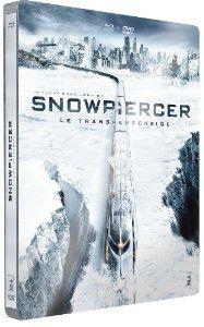 Snowpiercer, le Transperceneige (2013) Distribution Chris Evans, Jamie Bell, Tilda Swinton et John Hurt