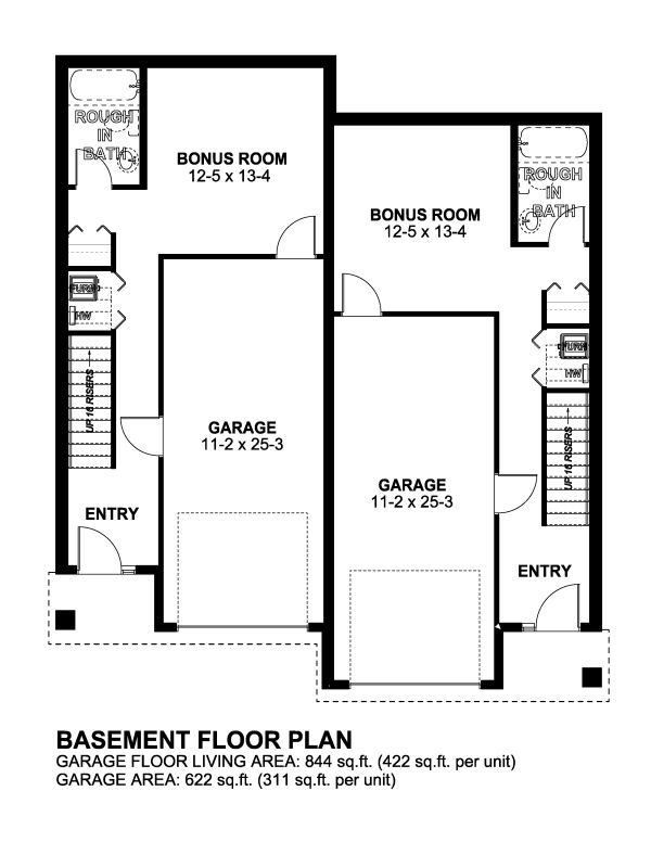 140 best Plans RF4 Duplex images – How To Find Your Homes Floor Plan