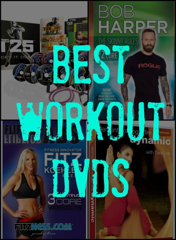 Man, did we review some great workout DVDs over the last year! Check out the Fitties winners here! | via @Fit Bottomed Girls